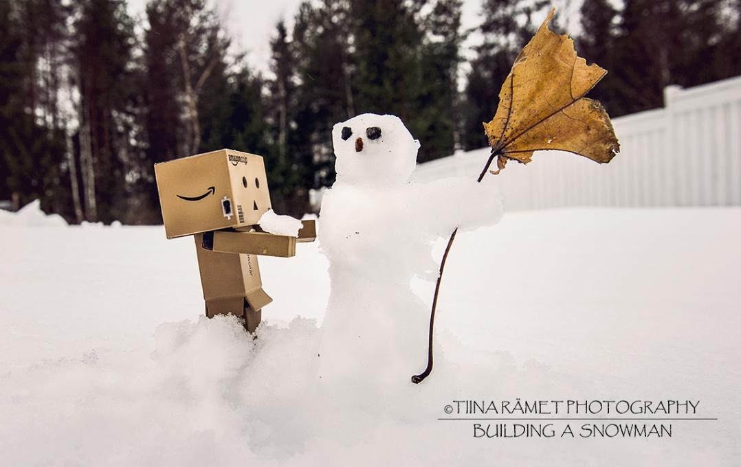 1_Building a snowman